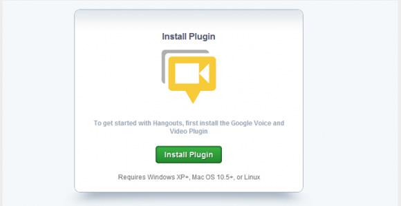 Google Talk Plugin