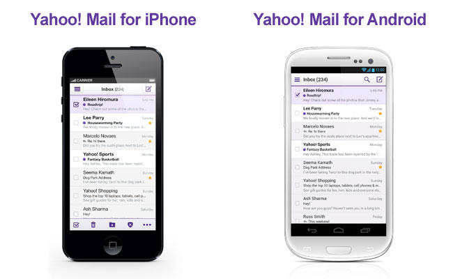 Yahoo releases the New Yahoo! Mail